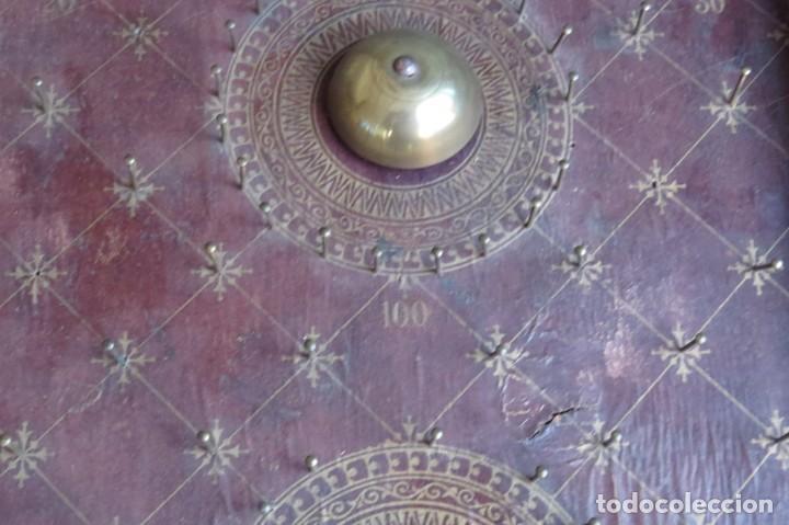 Juegos de mesa: ANTIGUO BILLARIN BILLAR MADERA - ALFONSO XIII 1898 - PIN BALL - MILLONCETE - MILLON - Foto 19 - 138240426