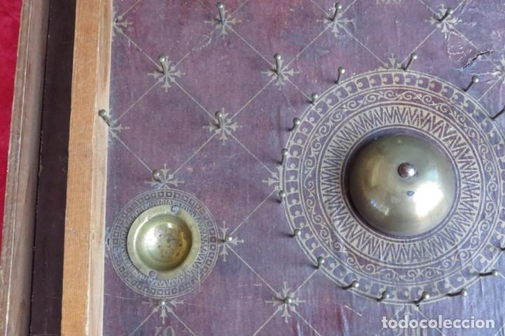 Juegos de mesa: ANTIGUO BILLARIN BILLAR MADERA - ALFONSO XIII 1898 - PIN BALL - MILLONCETE - MILLON - Foto 20 - 138240426
