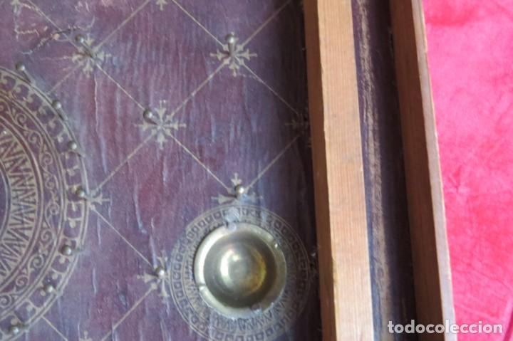 Juegos de mesa: ANTIGUO BILLARIN BILLAR MADERA - ALFONSO XIII 1898 - PIN BALL - MILLONCETE - MILLON - Foto 22 - 138240426