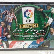 Juegos de mesa: EL JUEGO DE LA LIGA DE FÚTBOL TEMPORADA 2003/2004 BECKAM, TORRES, JOAQUÍN..... Lote 217931218