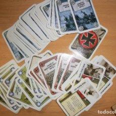 Juegos de mesa: CARTAS JUEGO BELICO, EN INGLES. Lote 138526582