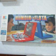 Juegos de mesa: HUNDIR LA FLOTA - MB. Lote 139109274