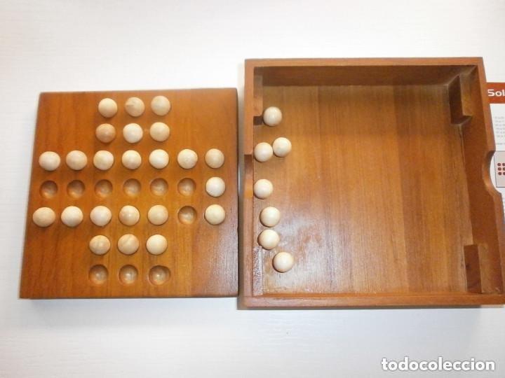 Juego Del Solitario Comprar Juegos De Mesa Antiguos En