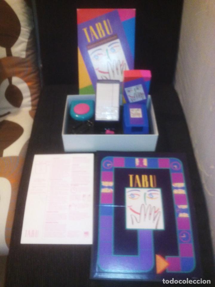 Tabu Goly Comprar Juegos De Mesa Antiguos En Todocoleccion