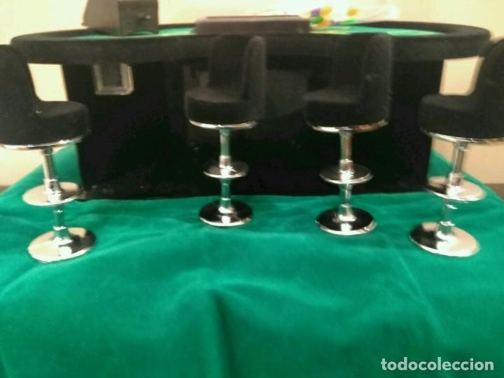 Juegos de mesa: ANTIGUO JUEGO - MINI DELUXE BLACK JACK - Foto 3 - 139361650