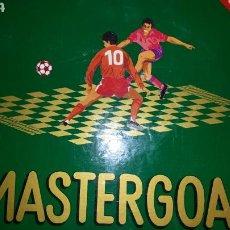 Juegos de mesa: MASTERGOAL JUEGO FUTBOL. Lote 139746438