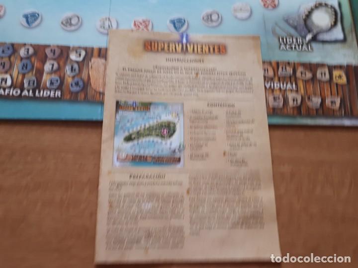 Juegos de mesa: JUEGO DE MESA SUPERVIVIENTES - Foto 6 - 139808426