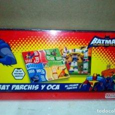 Juegos de mesa: BAT PARCHIS Y OCA-BATMAN THE BRAVE AND THE BOLD-COMANSI-SIN ABRIR. Lote 139814970
