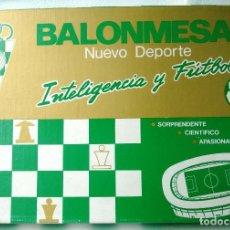 Juegos de mesa: BALONMESA JUEGO DE ESTRATEGIA TIPO AJEDREZ. A¡¡NUEVO!! AÑO 82. Lote 140119862