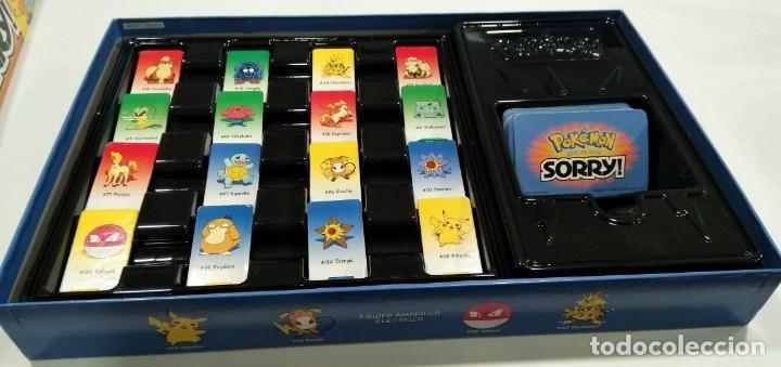 Juego De Mesa Pokemon Sorry De Parker Comprar Juegos De Mesa