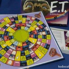 Juegos de mesa: ET.EL EXTRATERRESTRE,COMPLETO. Lote 140322114