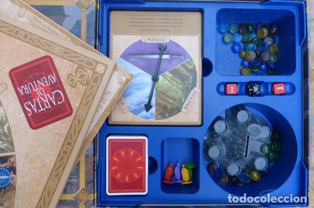 Juegos de mesa: El hobbit,,la derrota del maligno dragon Smaug..Juego de rol - Foto 2 - 140430706
