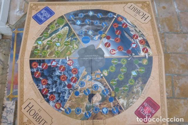Juegos de mesa: El hobbit,,la derrota del maligno dragon Smaug..Juego de rol - Foto 4 - 140430706