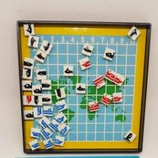 Juegos de mesa: JUEGO MAGNETICO - GUERRA DE BARCOS - CAR128. Lote 140441160