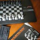 Juegos de mesa: AJEDREZ ELECTRONICO SAITEK KASPAROV BLITZ PARA JUGAR AL AJEDREZ AÑOS 90 - CHESS COMPUTER -. Lote 140601094