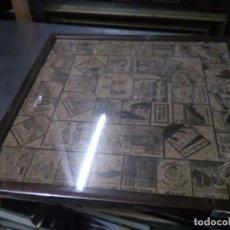 Juegos de mesa: JUEGO DE LA OCA, JOC DEL TAP. Lote 140606178