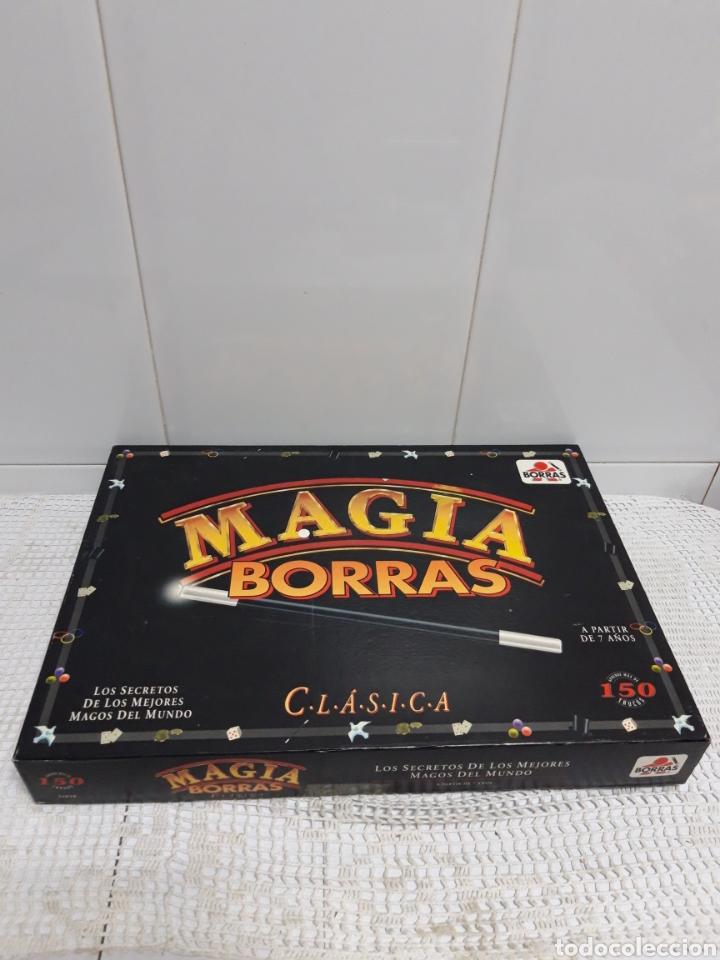 Juego De Magia Borras Comprar Juegos De Mesa Antiguos En