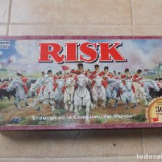 Juegos de mesa: JUEGO DE MESA - RISK DE PARKER ANTIGUO - MAS DE 300 MINIATURAS. Lote 142170145