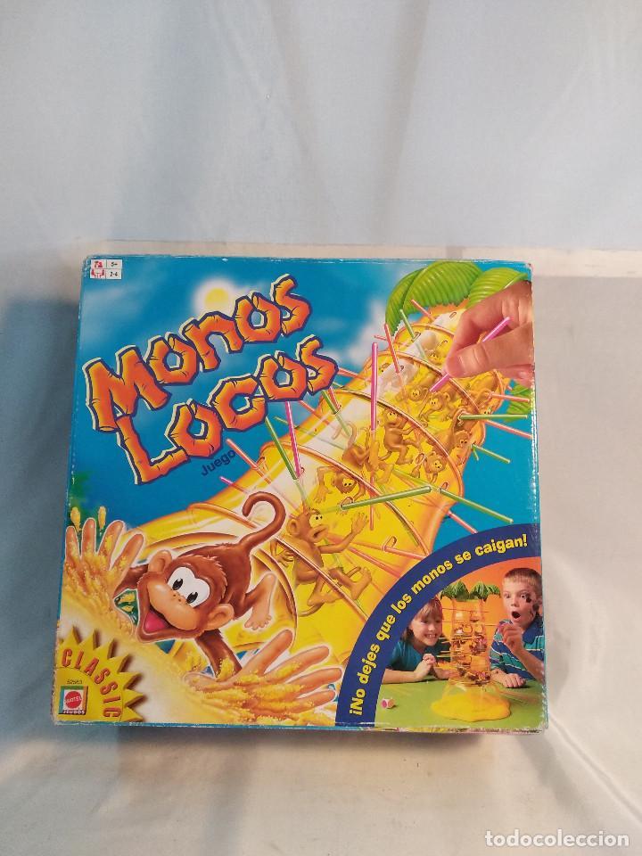 Divertido Juego De Mesa De Habilidad Monos Loc Comprar Juegos De
