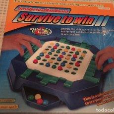 Juegos de mesa: INTELLUCTUAL BALL BOARD SURVIVE TO WIN WISDOM LUCK STRATEGIC GAME JUEGO DE MESA KREATEN. Lote 140795078