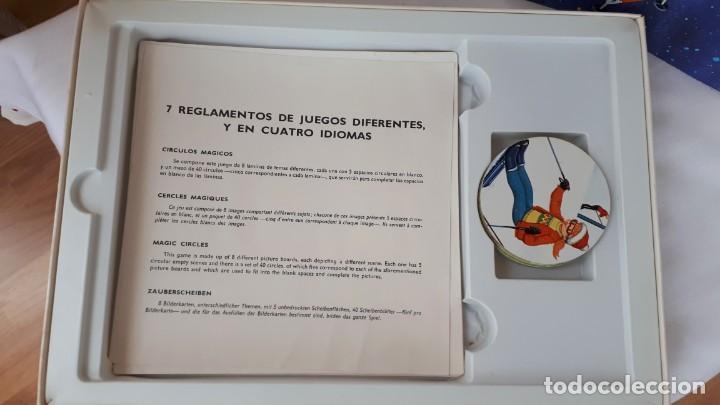 Juegos de mesa: CÍRCULOS MÁGICOS, NIÑOS EN ACCIÓN, DE FOURNIER - Foto 3 - 140915690