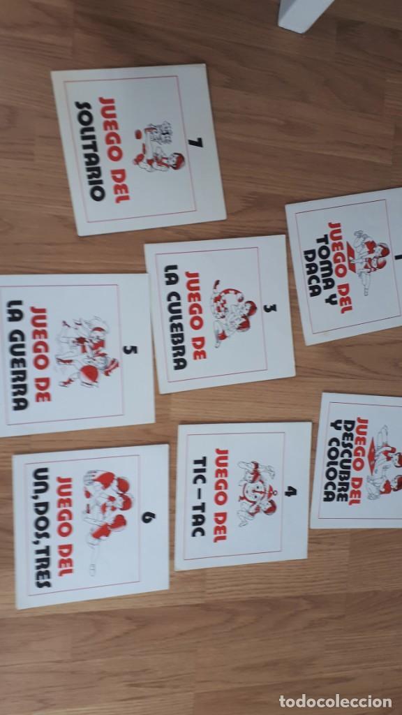 Juegos de mesa: CÍRCULOS MÁGICOS, NIÑOS EN ACCIÓN, DE FOURNIER - Foto 4 - 140915690