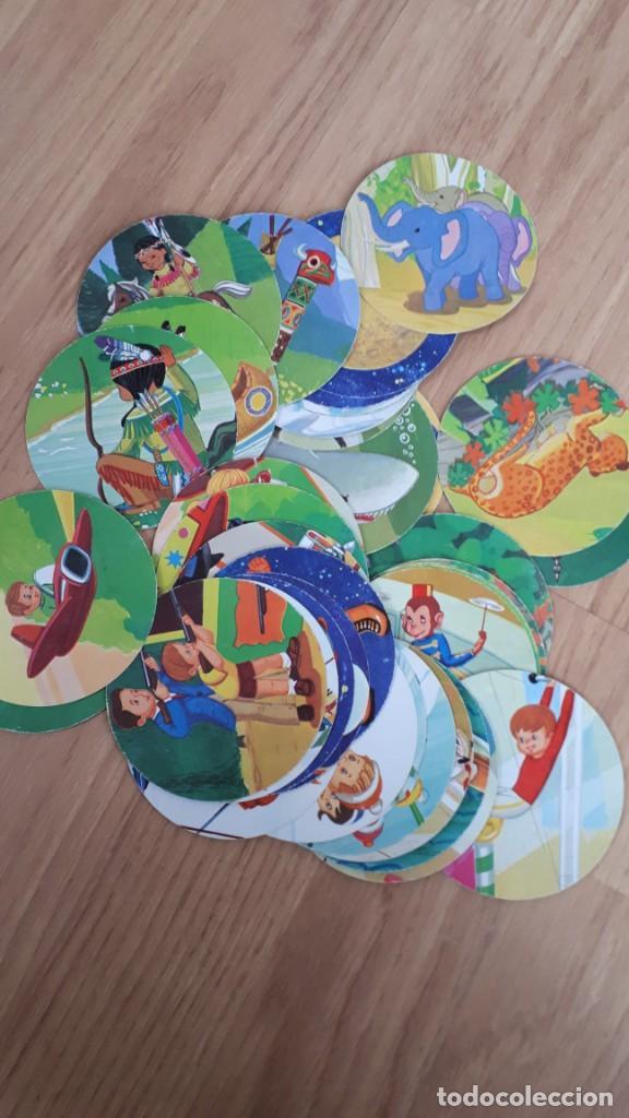 Juegos de mesa: CÍRCULOS MÁGICOS, NIÑOS EN ACCIÓN, DE FOURNIER - Foto 5 - 140915690