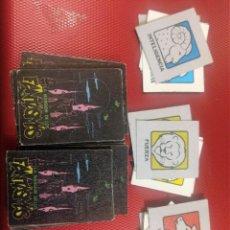 Juegos de mesa: CARTAS DEL JUEGO DE MESA LA MANSIÓN DE LOS FANTASMAS. FEBERJUEGOS. FEBER. Lote 140989090