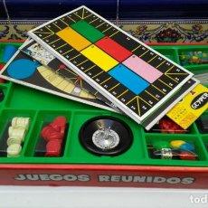 Juegos de mesa: JUEGOS REUNIDOS GEYPER 35. Lote 141139446