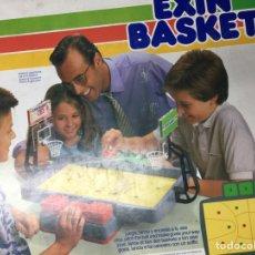 Juegos de mesa: EXIN BASKET NUNCA USADO. Lote 141213526