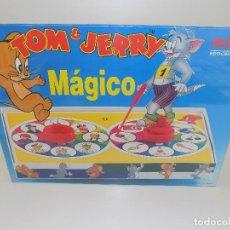 Juegos de mesa: TOM & JERRY MAGICO. MARCA FALOMIR. ORIGINAL AÑOS 80/90. NUEVO, A ESTRENAR!. Lote 141433402
