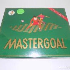 Juegos de mesa: MASTERGOAL. MARCA GOALDMIND. ORIGINAL AÑOS 80/90. NUEVO, A ESTRENAR! . Lote 141435966