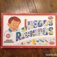 Juegos de mesa: JUEGOS REUNIDOS GEYPER 25. Lote 141474170