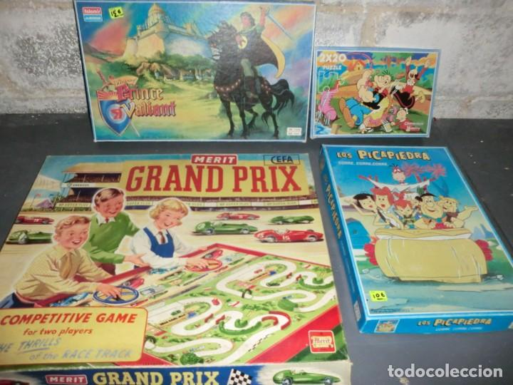 Juegos De Mesa Variados Lote Comprar Juegos De Mesa Antiguos En