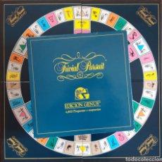 Juegos de mesa: JUEGO TRIVIAL PURSUIT. EDICION GENUS. Lote 141537700
