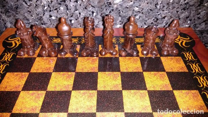 Juegos de mesa: AJEDREZ JUEGO ERÓTICO TABLERO KEKO MANÍA - Foto 5 - 141728350