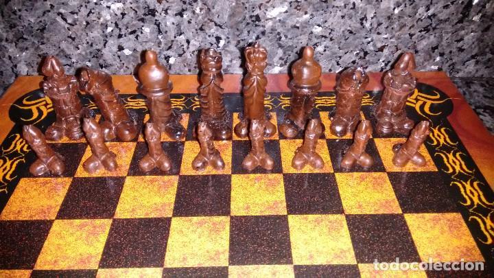 Juegos de mesa: AJEDREZ JUEGO ERÓTICO TABLERO KEKO MANÍA - Foto 6 - 141728350
