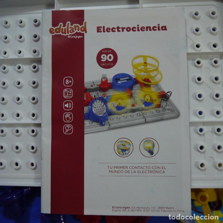 Electrociencia Eduland El Corte Ingles Comprar Juegos De Mesa