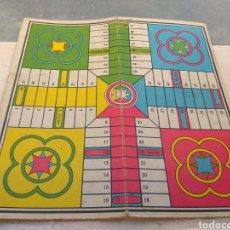 Juegos de mesa: TABLERO PARCHÍS JUEGOS REUNIDOS. Lote 141925272
