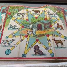 Juegos de mesa: TABLERO PERROS JUEGOS REUNIDOS. Lote 141927329