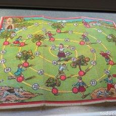 Juegos de mesa: TABLERO GALLINITA CIEGA JUEGOS REUNIDOS. Lote 141927794