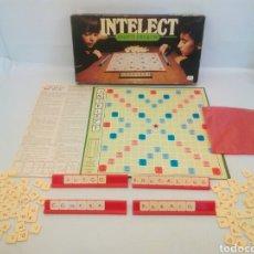 Juegos de mesa: INTELECT JUEGO DE MESA CEFA AÑOS 80. Lote 142173598