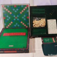 Juegos de mesa: JUEGO DE MESA SCRABBLE DE LUXE 1988. Lote 142197846