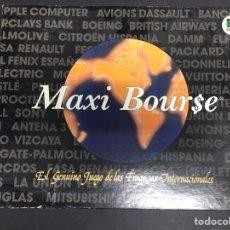 Juegos de mesa: JUEGO MESA MAXI BOURSE DE DISET. Lote 142263797