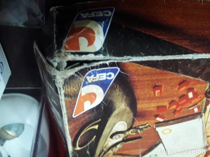 Juegos de mesa: La ruta del tesoro cefa años 80 edición lujo - Foto 2 - 142454586