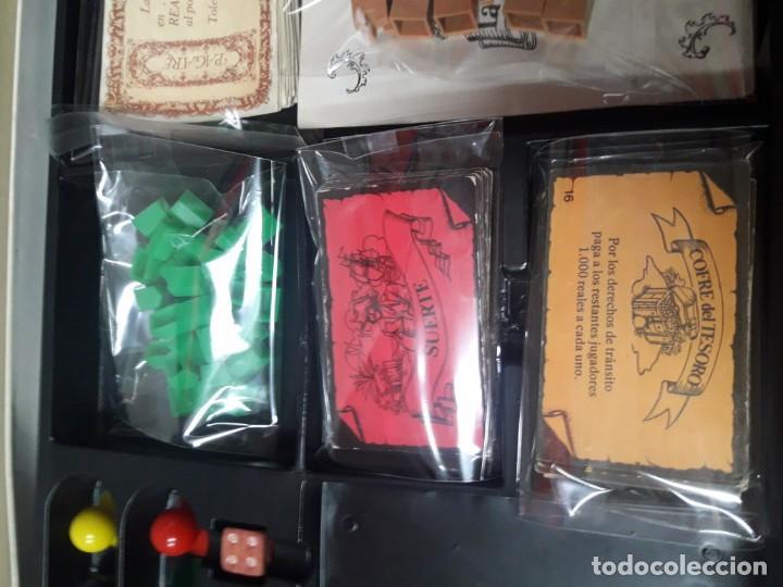 Juegos de mesa: La ruta del tesoro cefa años 80 edición lujo - Foto 7 - 142454586
