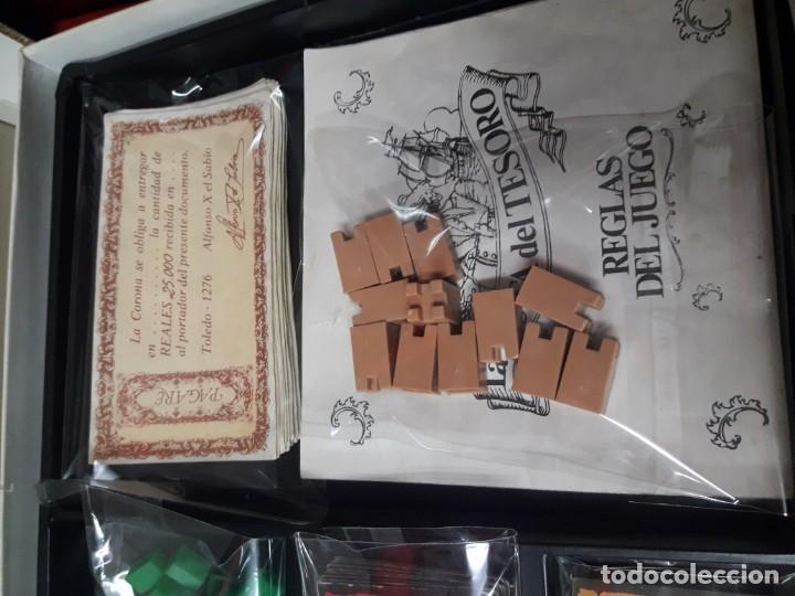 Juegos de mesa: La ruta del tesoro cefa años 80 edición lujo - Foto 8 - 142454586