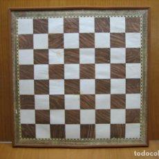 Juegos de mesa: TABLERO DE AJEDREZ. Lote 142593414