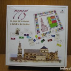 Juegos de mesa: JUEGO DE MESA CATEDRAL DE CÓRDOBA. SIN JUGAR. Lote 142595258