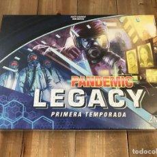 Juegos de mesa: JUEGO DE MESA - PANDEMIC LEGACY - TEMPORADA 1 - ED. ESPAÑOLA Z-MAN GAMES - PRECINTADO - CAJA AZUL. Lote 142625426